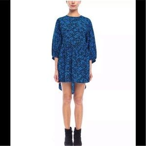 Walter Baker High-Low Connie Dress Starry Night